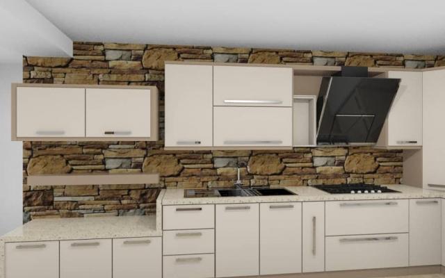 دکوراسیون آشپزخانه شما را طراحی کنم