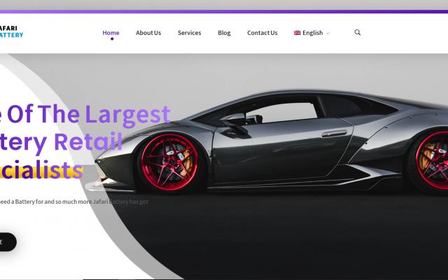 برای کسب و کار شما یک وبسایت فروشگاهی , شخصی, شرکتی طراحی کنم.