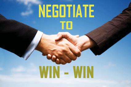 برای هر مشکلی که در مورد هر نوع مذاکرهای داشته باشید، راهنماییتون کنم