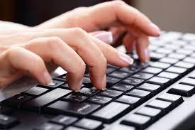 فایل و نوشته های شما رو تایپ کنم