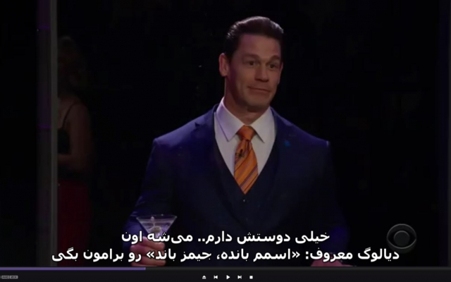 ویدئوهای انگلیسی رو به فارسی ترجمه و زیرنویس کنم (با یا بدون زیرنویس انگلیسی)