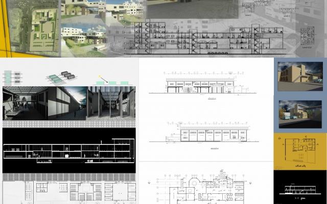 نقشه کشی و مدلسازی پروژه های معماری انجام بدم.