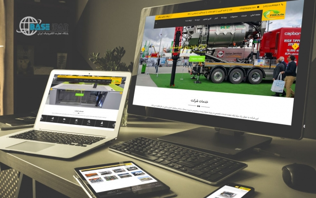 وب سایت و اپلیکیشن تحت وب پیاده سازی کنم. بصورت طراحی اختصاصی ویا CMSها