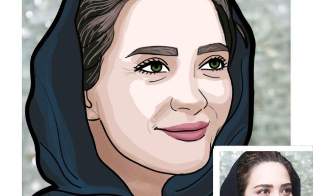 نقاشی چهره دیجیتال انجام بدم