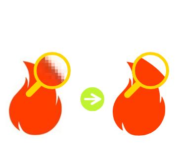 icon و لوگوی سایت شما رو به تصور وکتور با فرمت svg در بیارم.