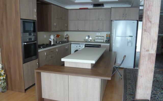 طراحی کابینت آشپزخانه به صورت 3d انجام بدم