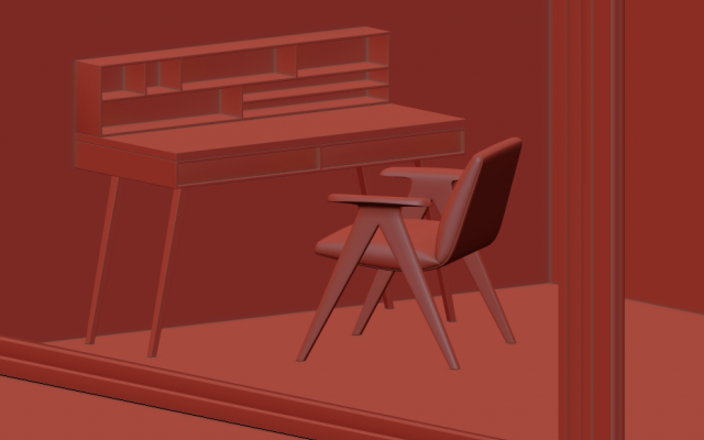در زمینه طراحی و مدلسازی ساختمان و آبجکت از صفر تا صد پروژه رو براتون انجام بدم.