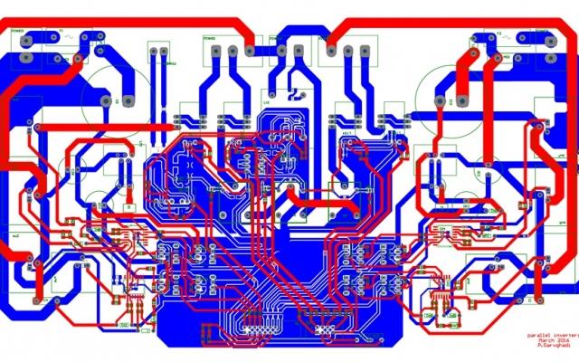 طراحی شماتیک و pcb برد مدارات شما را انجام بدم.