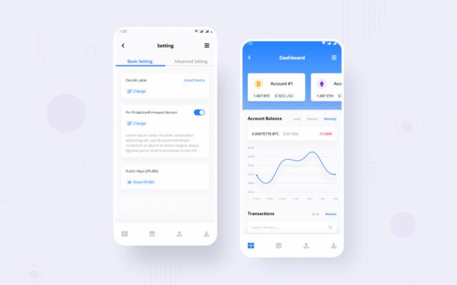 طراحی مدرن UI سایت و اپلیکیشن شما رو انجام بدم