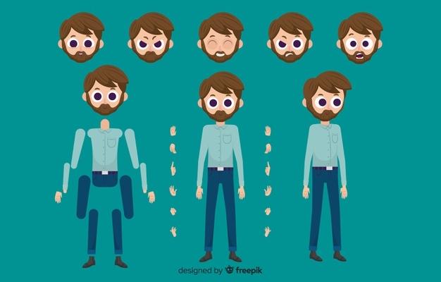موشن گرافیک یا انیمیشن 2بعدی متناسب به کسب وکار شما و قابلیت جذب مخاطب طراحی کنم