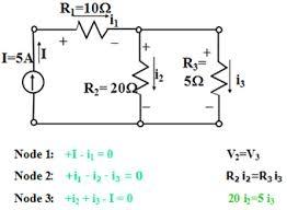 سوالات مبانی برق و مدارهای الکتریکی هنرستان را براتون حل کنم