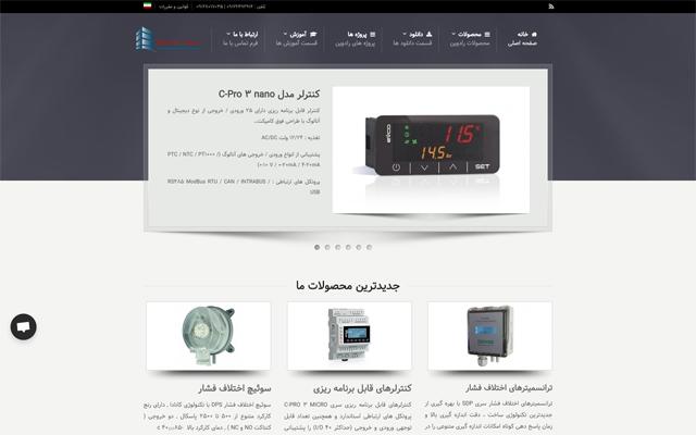 طراحی , توسعه , بهینه سازی و پشتیبانی وب سایت شما را انجام بدم