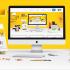 سایت زیبا وکارآمد با سلیقه شما و ریسپانسیو رو برای شما طراحی کنم