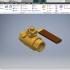 با استفاده از نرم افزار اینونتور قطعات صنعتی و دانشجویی شما را طراحی کنم