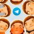 استیکر تلگرام براتون بسازم.