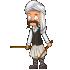 برای شما شخصیت های دو بعدی برای بازی و انیمیشن و موشن گرافی طراحی  کنم.