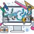 انواع سایت های فروشگاهی ، شرکتی ، شخصی و ... رو براتون طراحی کنم.