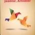 فایل کتاب آموزش سریع و کاربردی Joomla و Artisteer را بدهم.