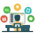 نرم افزار اکسس تحت سرور اینترنتی و قابل استفاده برای چندین یوزر بسازم