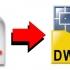 فایل pdf رو به dwg اتوکد تبدیل کنم