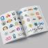 براتون انواع لوگوهای به روز و انحصاری طراحی کنم(تخفیف هیجان انگیز90درصدی)
