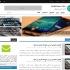 برای شما وبسایت کاملا فلت یک صفحه ای طراحی کنم!